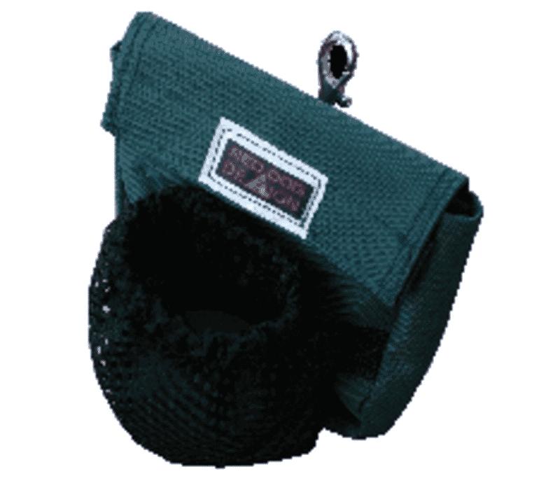 Mini Treat Bag in green