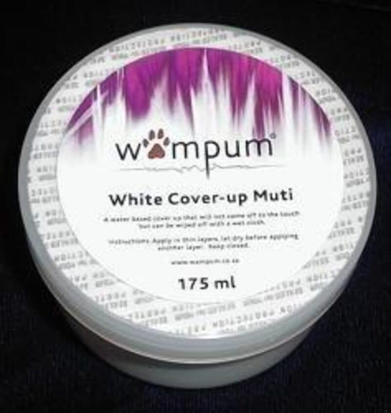 White Cover-up Muti